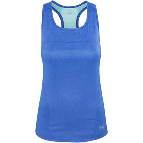 Arc'teryx Tolu - Camisa sin mangas Mujer - azul